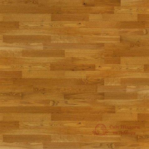 Паркетная доска Focus Floor, Дуб Blanco Prime 3-х пол. фото №1