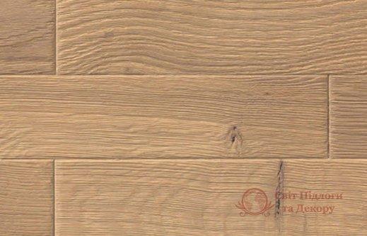 Паркетная доска Haro, Дуб пуро белый терра 532980, 1-но пол. фото №1
