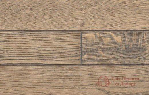 Паркетная доска Haro, Дуб табачно-серый терра 532982, 1-но пол. фото №1