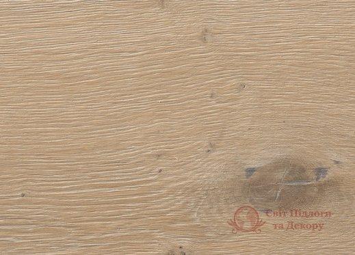 Паркетная доска Haro, Дуб кремово-белый саваж 535542, 1-но пол. фото №1
