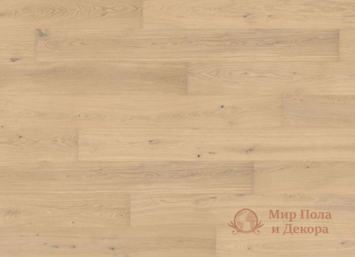 Паркетная доска Haro, Дуб песочно-белый маркант 536545, 1-но пол. фото №1