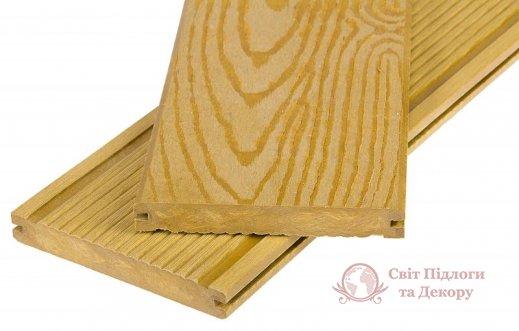 Террасная доска Polymer Wood, колл. Massive профиль Дуб фото №1