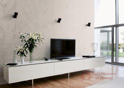 Пробковые стены Wicanders, колл. Dekwall, Flores White арт. RY07001 фото №2