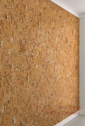 Пробковые стены Wicanders, колл. Dekwall, Fiord White арт. RY19001 фото №3