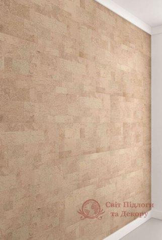 Пробковые стены Wicanders, колл. Dekwall, Malta Champagne арт. RY1M001 фото №3