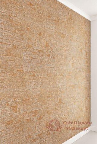 Пробковые стены Wicanders, колл. Brick, Apricot арт. RY4V001 фото №3