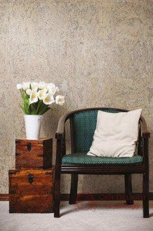 Пробковые стены Wicanders, колл. Dekwall, Stone Art Platinum арт. TA24001 фото №3