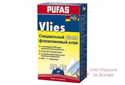 Клей для флизелиновых обоев Pufas (300 г) фото №1