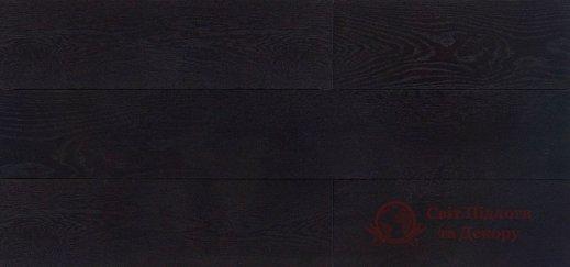 Массивная доска Porta Vita, Дуб рустикал, браш, колор №69, 2 слоя фото №1