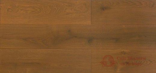 Массивная доска Porta Vita, Дуб рустикал, браш, колор №28, 2 слоя, М3032 фото №1