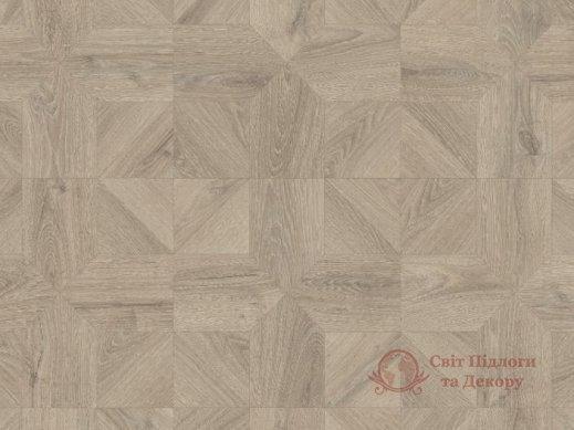 Ламинат Quick Step, колл. Impressive patterns, Дуб серый теплый браш. IPA4141 фото №1