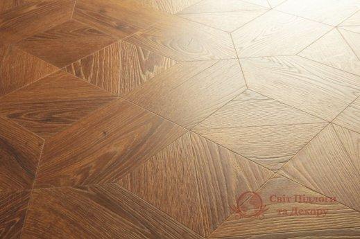 Ламинат Quick Step, колл. Impressive patterns, Дуб медный браш. IPA4144 фото №2