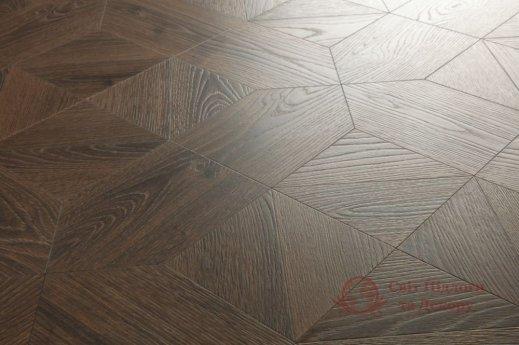 Ламинат Quick Step, колл. Impressive patterns, Дуб кофейный браш. IPA4145 фото №2