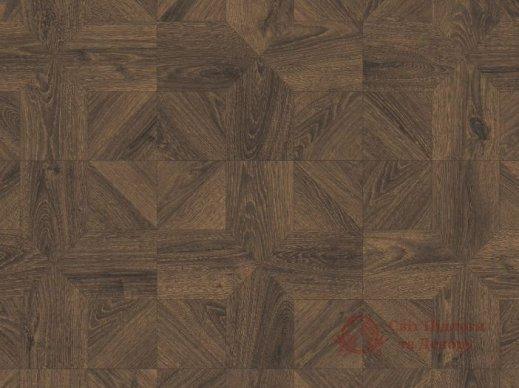 Ламинат Quick Step, колл. Impressive patterns, Дуб кофейный браш. IPA4145 фото №1
