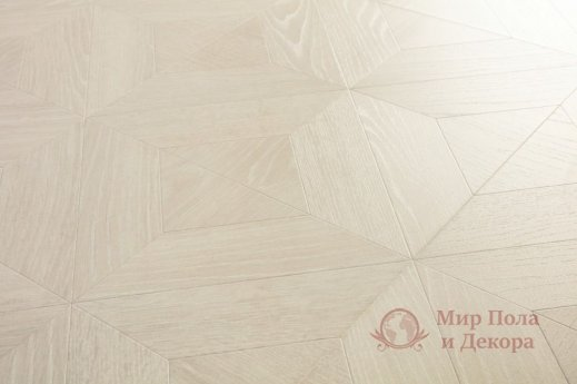 Ламинат Quick Step, колл. Impressive patterns, Дуб палаццо белый IPE4501 фото №2