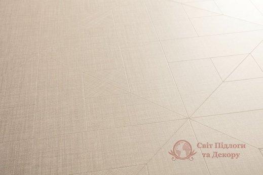 Ламинат Quick Step, колл. Impressive patterns, Текстиль натуральный IPE4511 фото №2