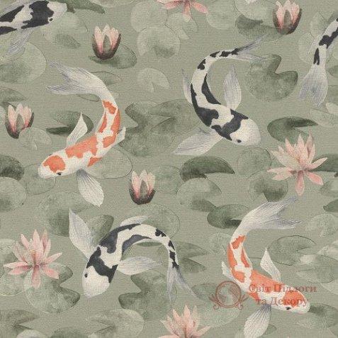 Обои Rasch, колл. Kimono арт. 409437 фото №1