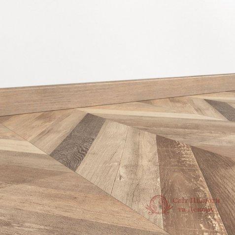 Ламинат Faus, колл. Masterpieces, Дуб Cream Chevron фото №4