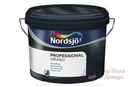 Грунтовочная краска Sadolin NORDSJO GRUND+ (10 л) фото №1