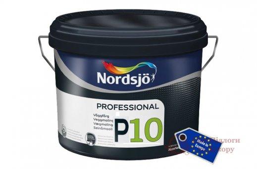 Краска матовая Sadolin PRO P10 (10 л) фото №1