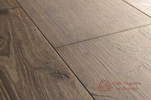 Ламинат Quick Step, колл. Signature, Дуб матовый коричневый SIG4766 фото №2