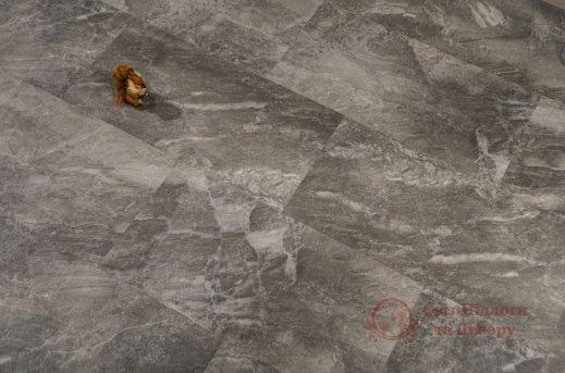 Виниловый пол SPC Stonehenge, Marble Brown STHP07 фото №3