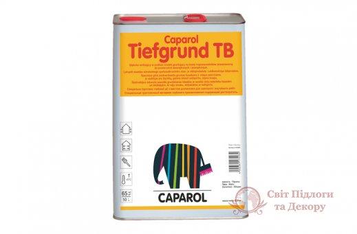 Грунтовочное средство Caparol Tiefgrund TB (5 л) фото №1