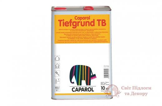 Грунтовочное средство Caparol Tiefgrund TB (10 л) фото №1