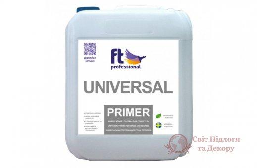 Грунтовка универсальная Ft professional UNIVERSAL PRIMER (10 л) фото №1