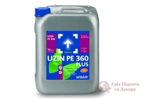 Дисперсионная грунтовка UZIN PE 360 PLUS (5 кг) фото №1