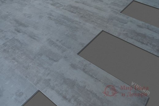Виниловый пол Vinilam click 4 mm, Ганновер (плитка) 22405 фото №3