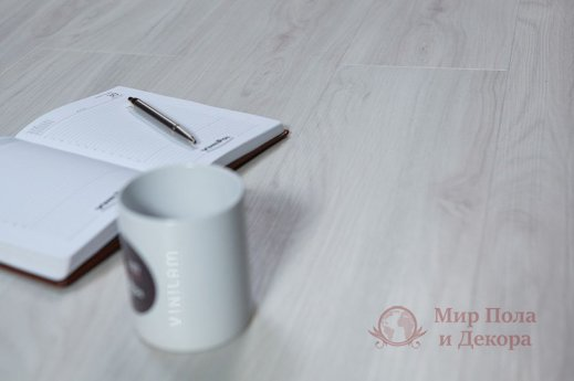 Виниловый пол Vinilam 3 mm, Дуб Бремен 2541 фото №4