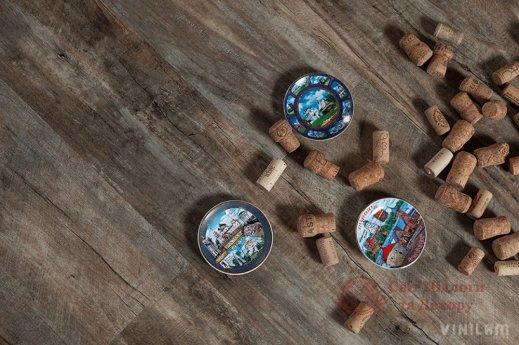Виниловый пол Vinilam 3 mm, Дуб Потсдам 61613 фото №5