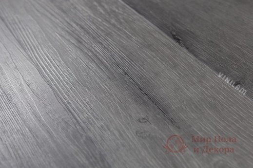 Виниловый пол Vinilam 3 mm, Дуб Гамбург 782531 фото №2