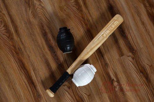 Виниловый пол Vinilam 3 mm, Дуб Бонн 81243 фото №4