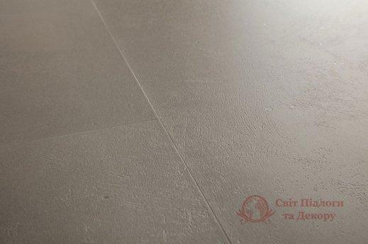 Виниловый пол Quick-Step Ambient Glue Plus, Минимальный серо-коричневый AMGP40141 фото №2