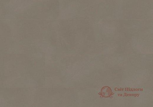 Виниловый пол Quick-Step Ambient Glue Plus, Минимальный серо-коричневый AMGP40141 фото №1
