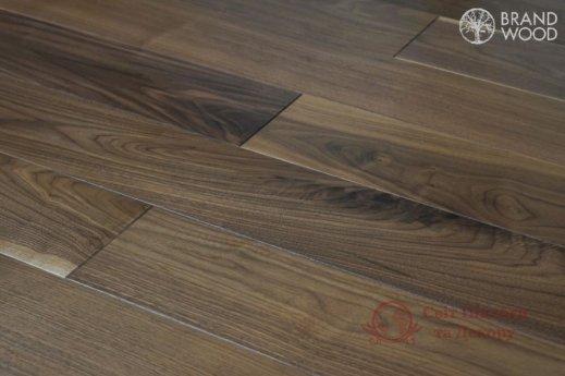 Паркетная доска Brand Wood, Орех Селект 160 мм фото №3