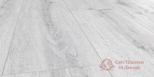 Виниловый пол SPC Falquon Wood, Дуб Ice P1007 фото №1