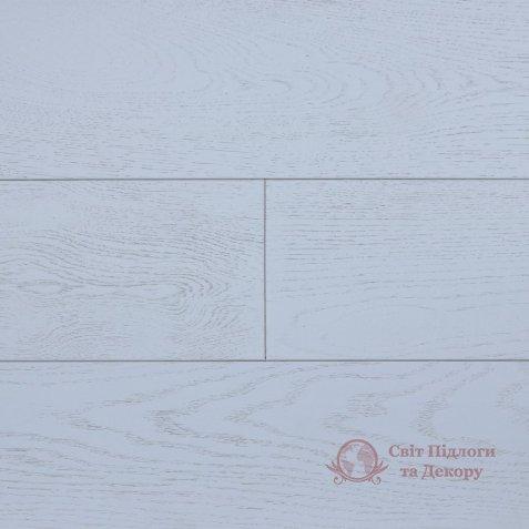 Инженерная паркетная доска White Wood Дуб Натур арт. №407 фото №1